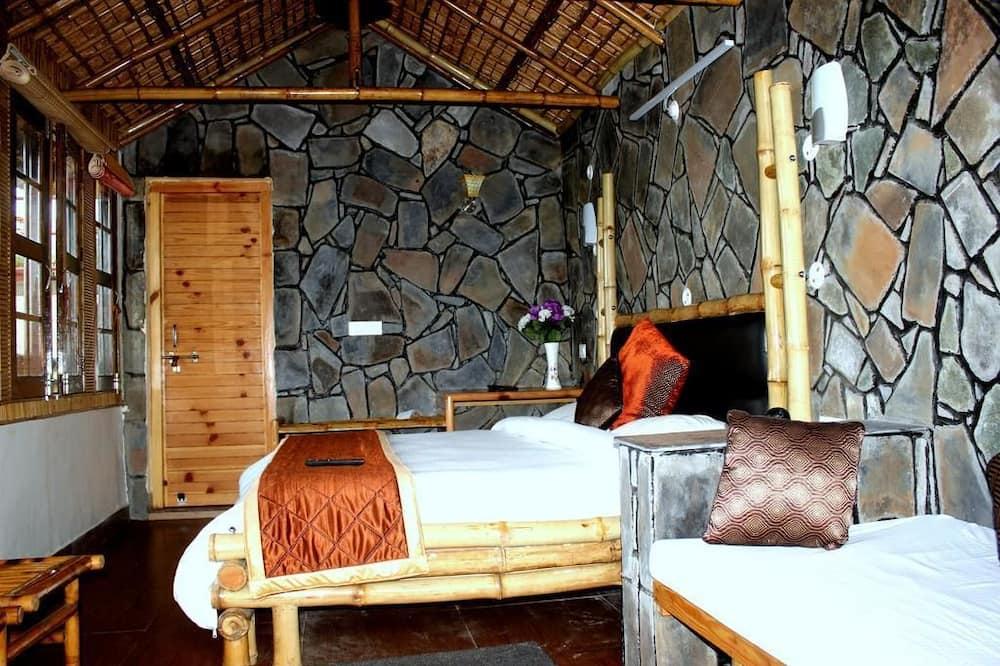 Deluxe tuba, 1 magamistoaga, vaade kõrgendikule - Tuba