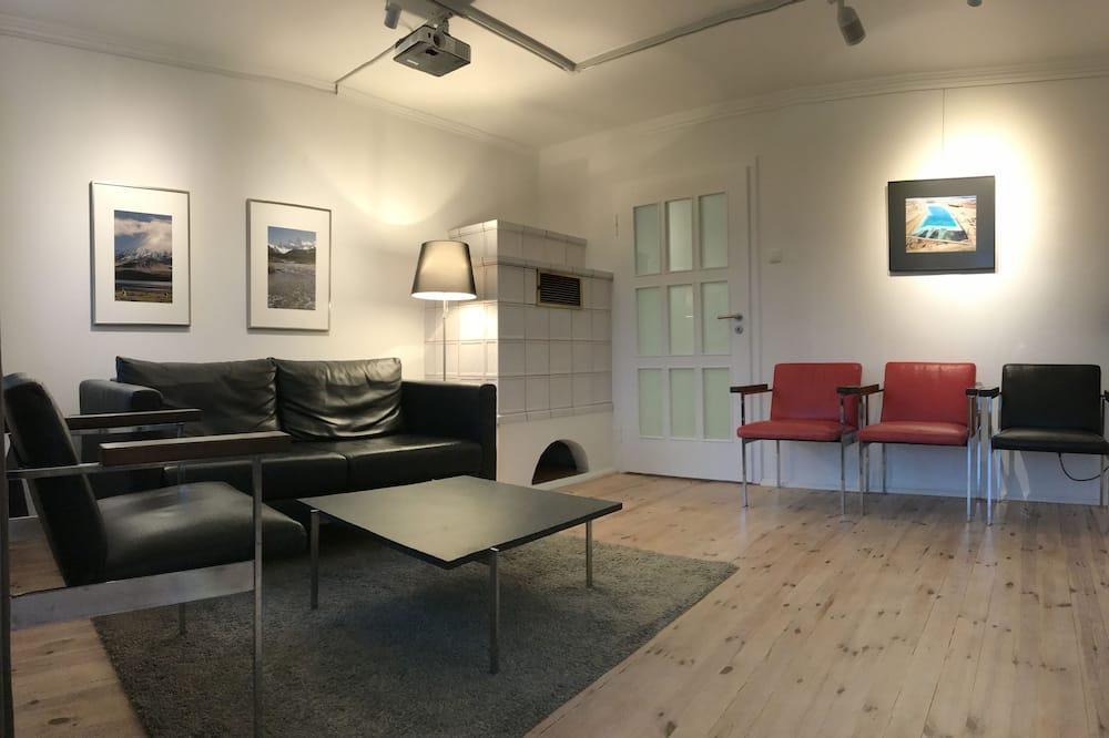 Будинок (incl. 150€ cleaning fee) - Вітальня