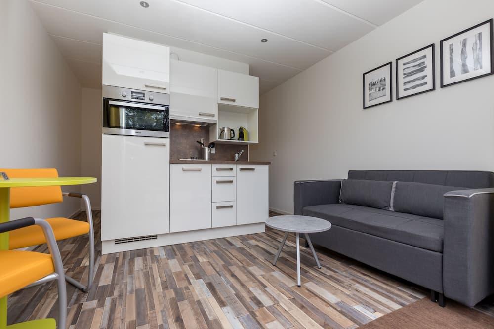 Studio (ground floor, no towels included) - Wohnzimmer