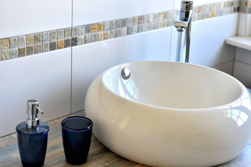 Apartmán typu Comfort, vlastná kúpeľňa - Kúpeľňa