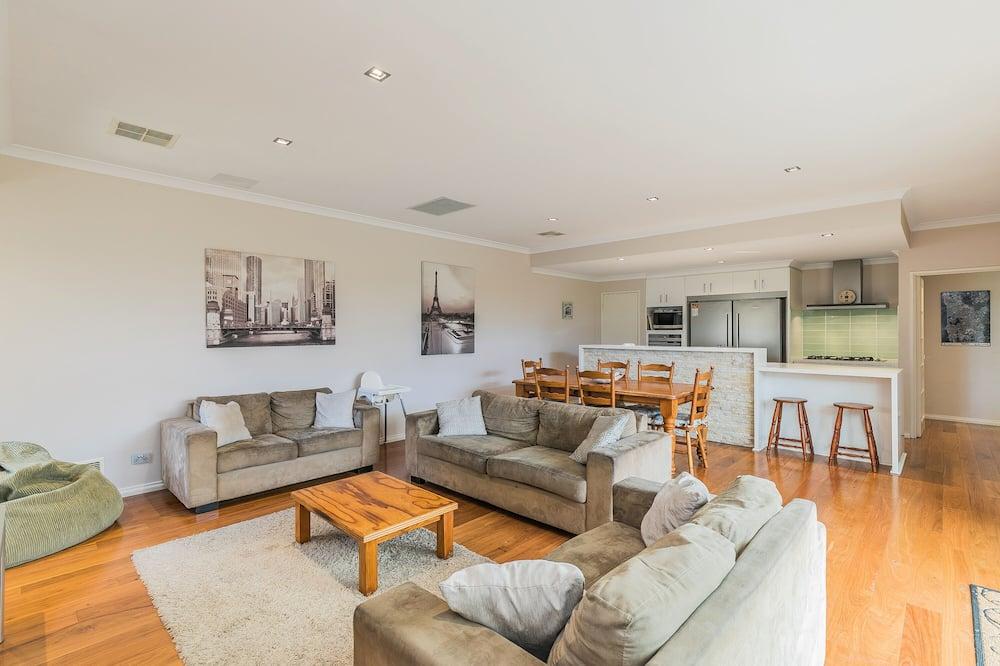 Domek typu Premium, 5 ložnic, 2 koupelny - Obývací prostor