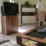 Apartment, mit Bad, Gartenblick (mit Terrasse ) - Zimmer