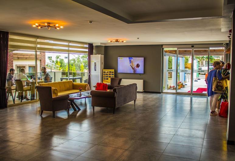 Form Termal & Spa Gure, Edremit, Aspecto interior del hotel