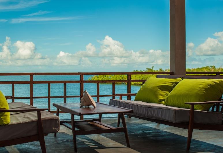 Emeraude Lodge, Nosy Be, Appartement, Terrasse/Patio