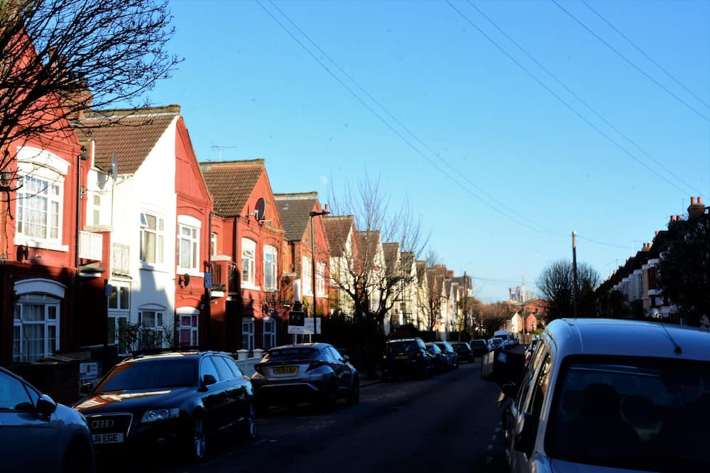 Townhome för familj - 6 sovrum - kök - utsikt mot staden - Utsikt mot gatan