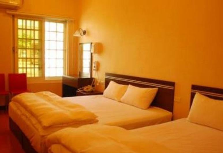 Yi Yuan Homestay, Hengchun, חדר משפחתי, חדר אורחים