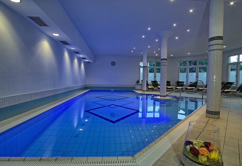 Hotel Grünberger, Berchtesgaden, Indoor Pool
