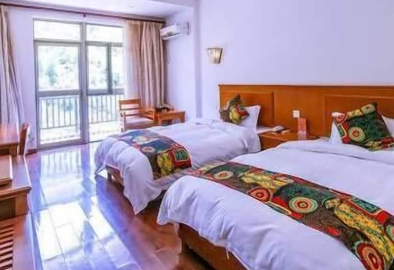 Yijie Holiday Chain Hotel, Hangzhou, Kamar Tamu