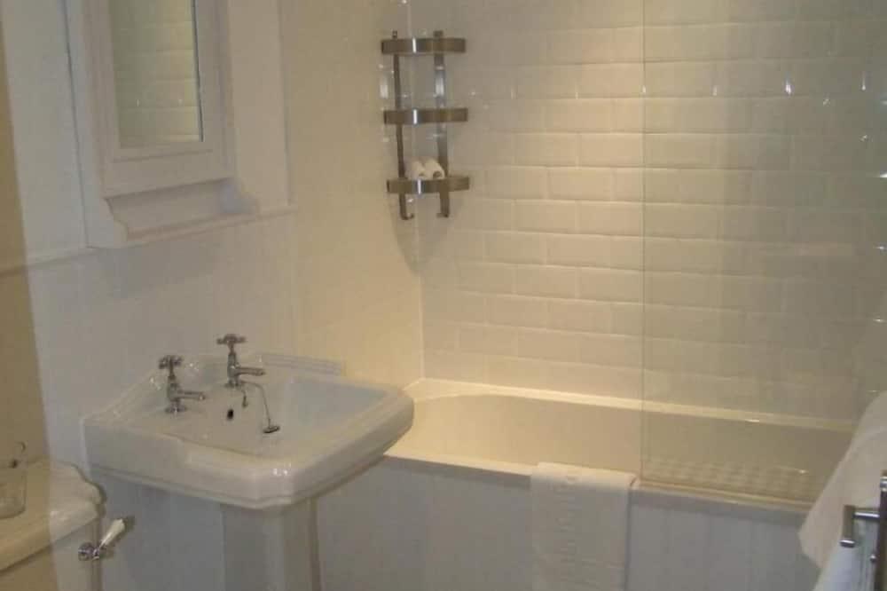 Luxury - kahden hengen huone - Kylpyhuone