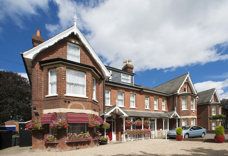 Yorke Lodge Bed & Breakfast, Canterbury, Hotel Front