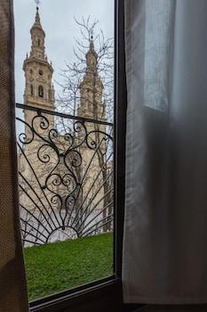 Bilde av Apartamento con vistas a la catedral i Logroño