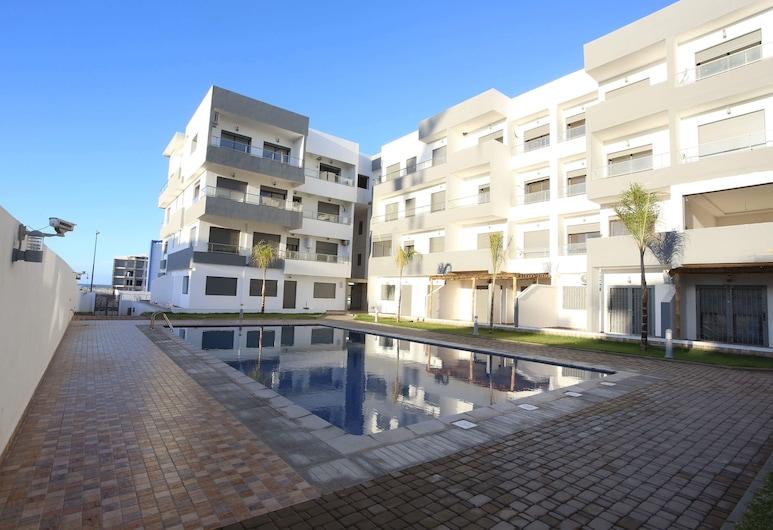 Joyaux mohammedia, El Mansouria, Εξωτερική πισίνα