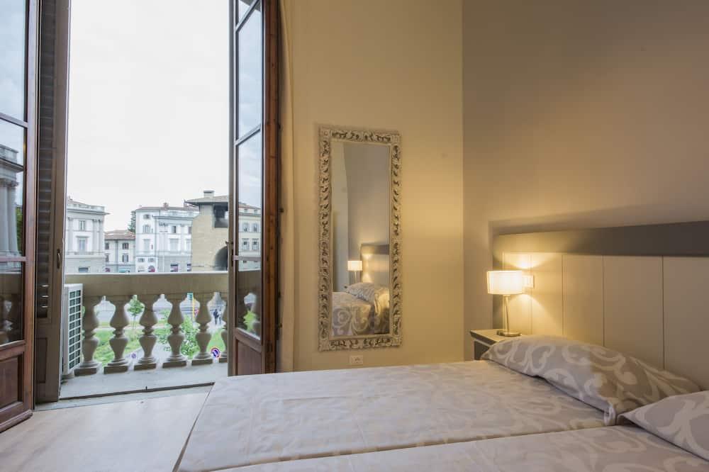 Căn hộ tiện nghi đơn giản, 1 phòng ngủ - Phòng
