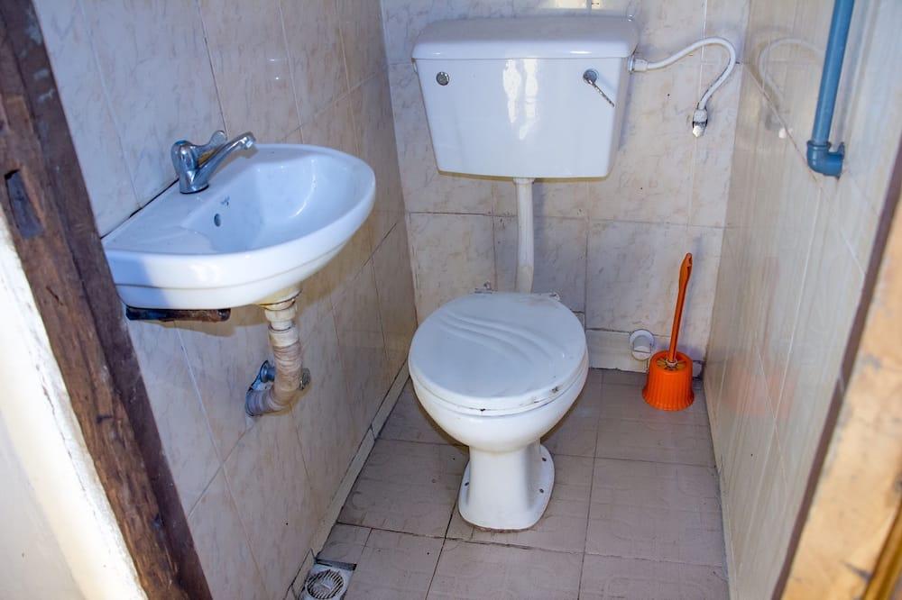 Standard tuba, 1 kahevoodi - Vannituba