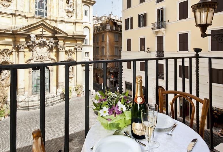 Relais Monnalisa, Rome, Terrace/Patio