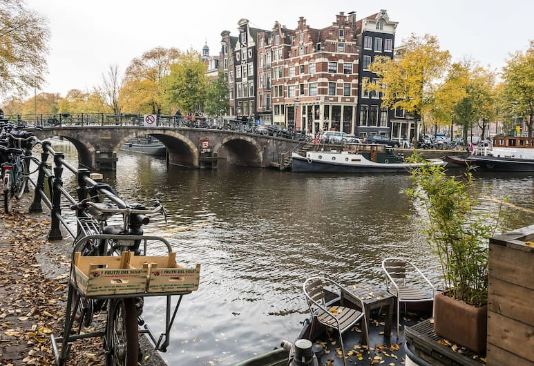阿姆斯特丹阿薩拉公寓酒店, 阿姆斯特丹, 從住宿看到的景觀