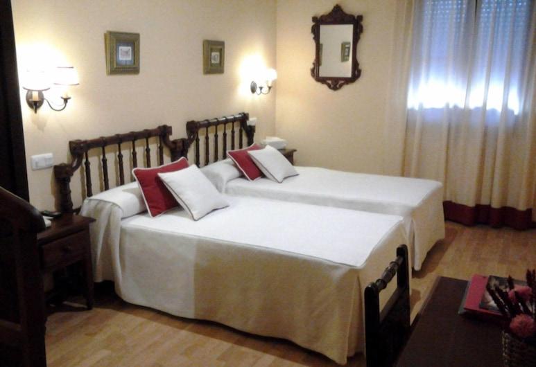 ホテル フォロンダ, リバデセリャ, ツインルーム, 部屋