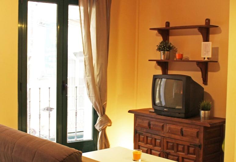 Precioso estudio en la Plaza Mayor, Segovia, Apartment, Room
