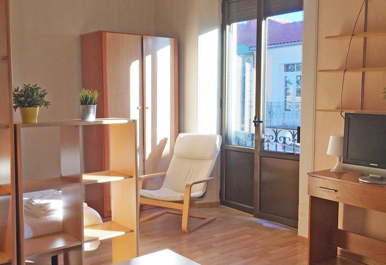 Fascinante estudio en la Plaza Mayor, Segovia, Apartment, Room