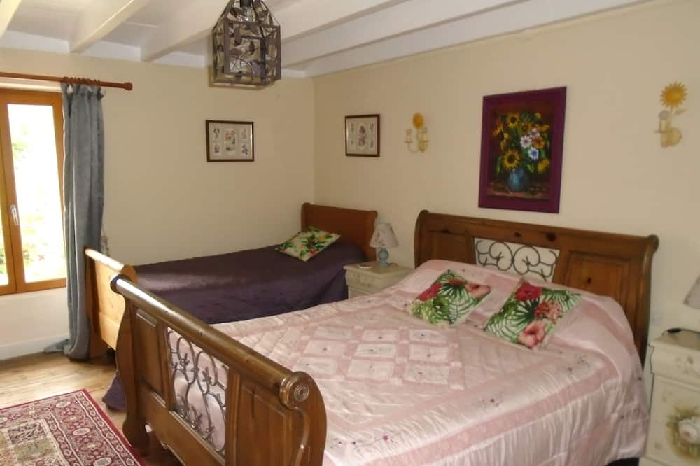 Suite, 2 kamar tidur (Chambre Château) - Kamar mandi