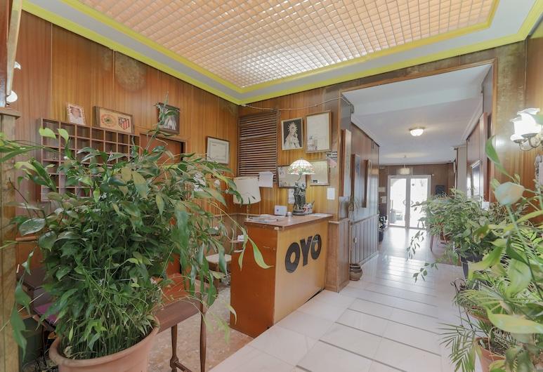 Hotel Moya, Monesterio, Resepsiyon