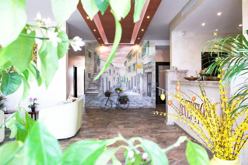 Hotel La Toscana Nähe Europapark  mit Ticket Garantie, Ringsheim