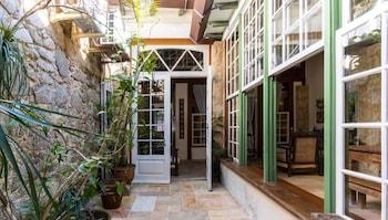 Foto van A Casa de Paulo Autran in Paraty