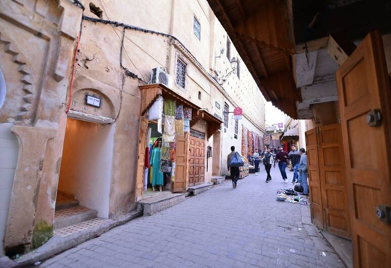 Dar Ikram - Adults Only, Fes, Fachada do hotel