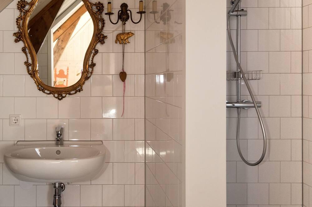 Luxury Double Room, 2 Twin Beds (Stiekem Gypsy) - Bathroom
