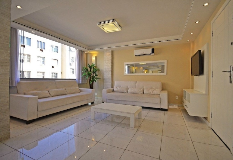 MZapartments Francisco, Rio de Janeiro, Apartment, Living Room