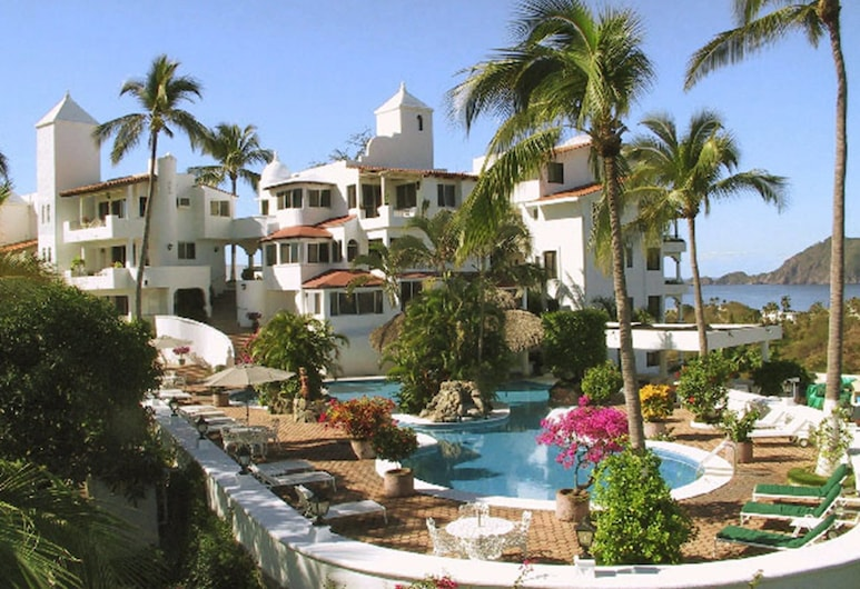 Hotel Villas Los Angeles, Manzanillo