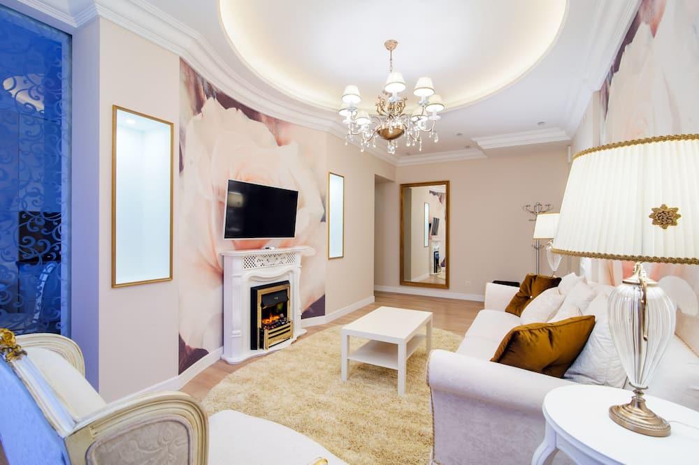 Elite Apartment, 2 Bedrooms - Bilik Rehat