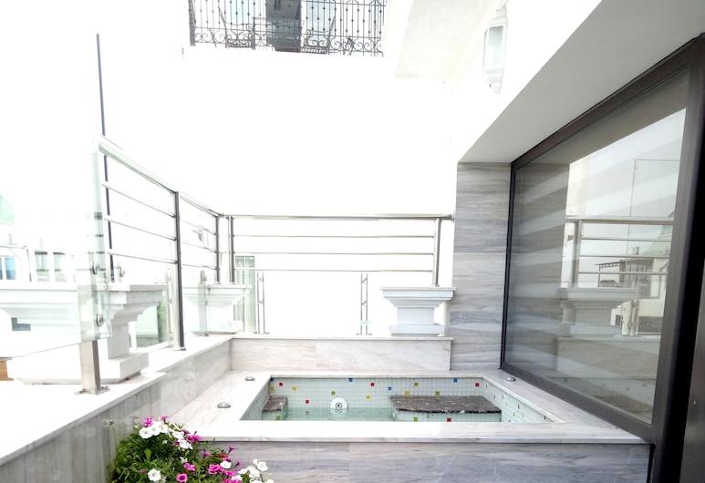Dal Vostro Hotel & Spa, Hanoi, Terrasse/veranda