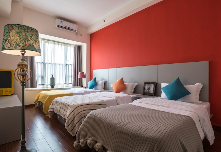 MUMU Hotel Apartment, Canton, Appartamento Standard, Camera