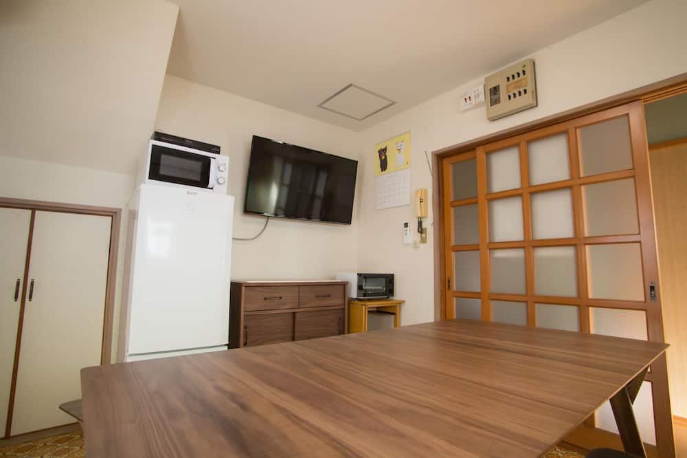Hus (Private Vacation Home) - Matservice på rummet