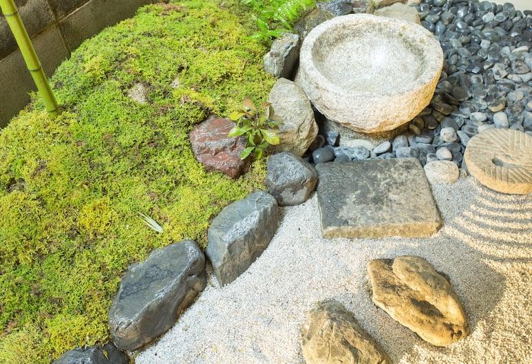 民族誌家之林飯店, Kyoto, 高級雙床房 (Garden), 客房景觀