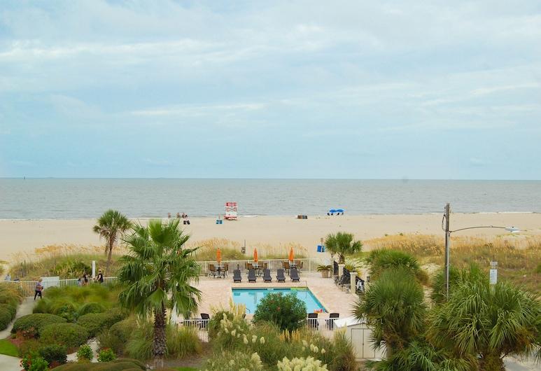 Desoto Unit 302, Luxury 3 Bedroom With Amazing Ocean View, Tybee Island, Beach