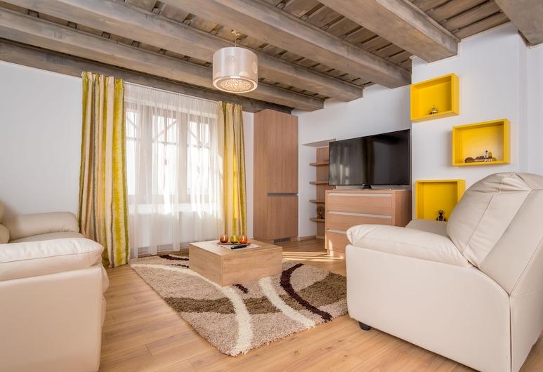 Casa Nicolae Luxury Suites, Sibiu, Deluxe Suite (Doina), Room