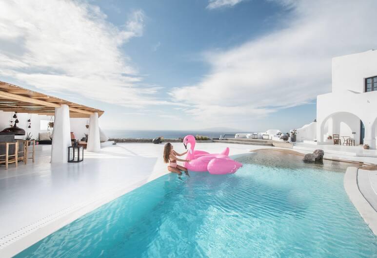 Sophia Boutique Hotel, Santorini, Svømmebasseng