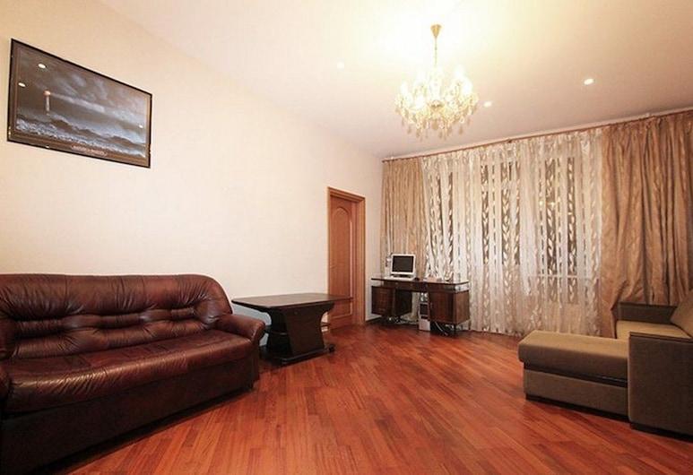ApartLux Universitet, Moskwa, Apartament, 2 sypialnie, Pokój