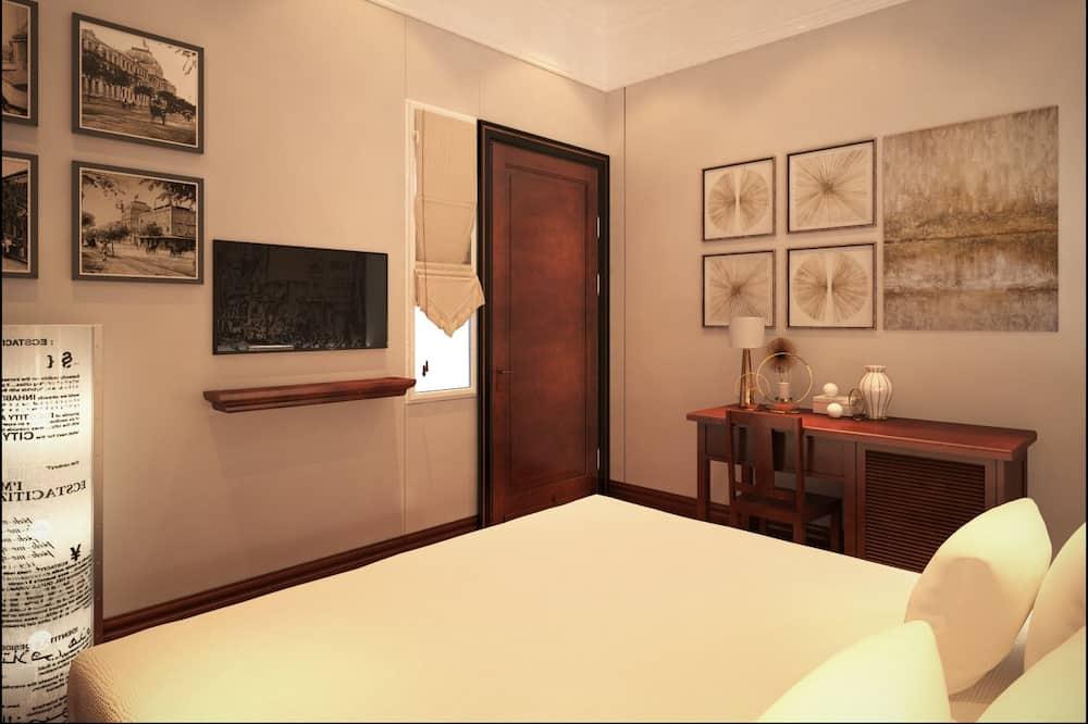 Superior-Doppel- oder -Zweibettzimmer - Wohnzimmer