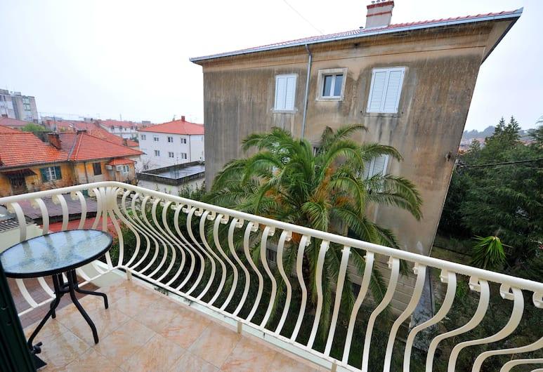 Villa Vice, Split, Deluxe-Doppelzimmer, Balkon, Balkon