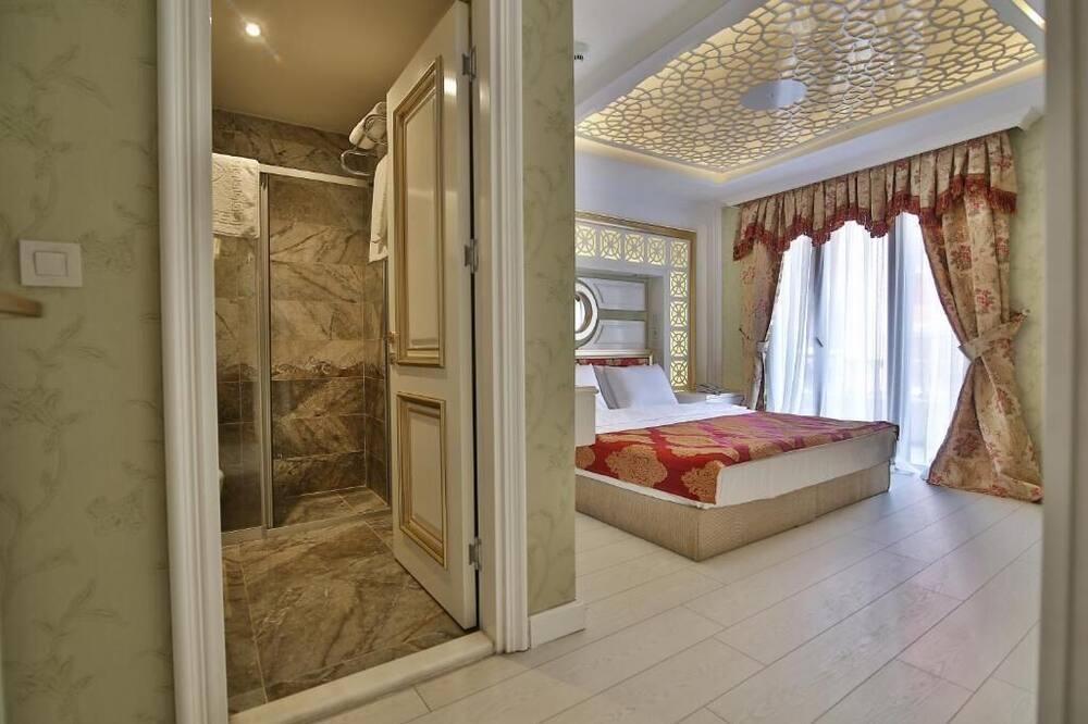 Design Double Room - Bilik Tamu