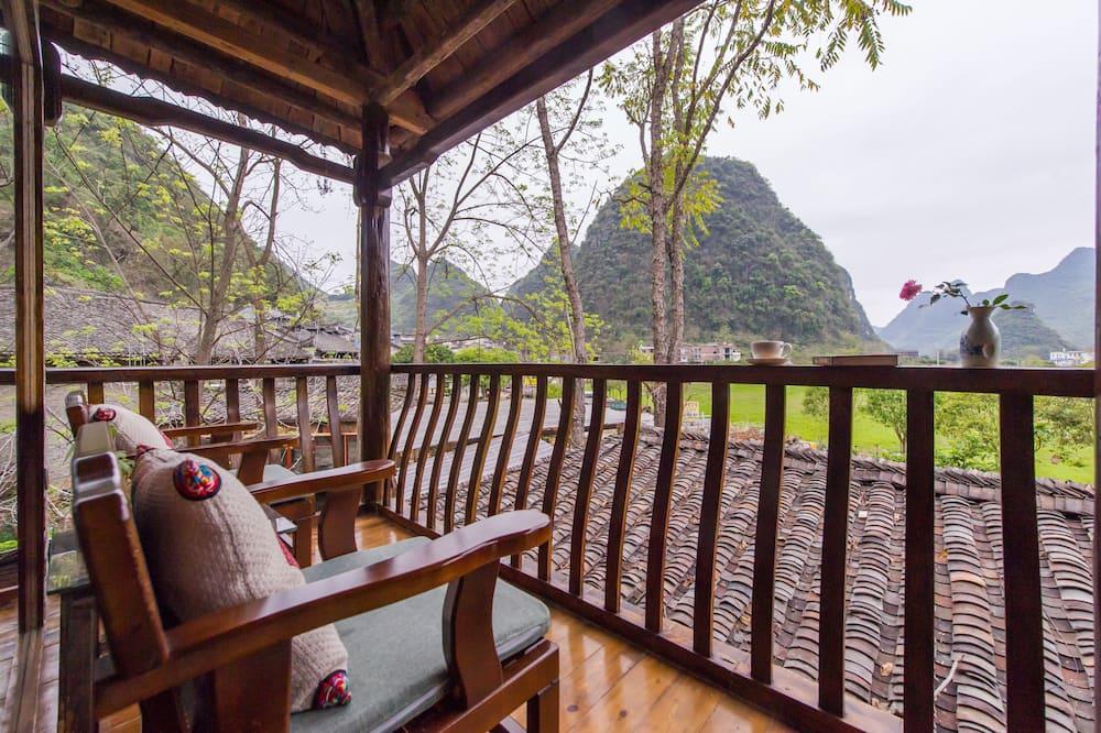 Comfort Double Room with Balcony --A - Balcony