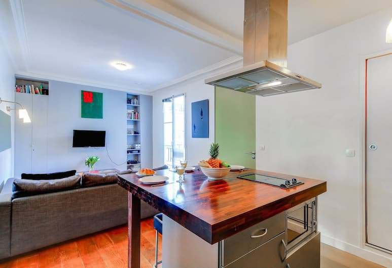 Le Marais - Rambuteau Apartment, Paryż