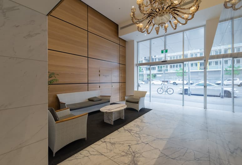 Ther-Rich Stunning CBD Apartments, Adelaide, Lobby Sitting Area
