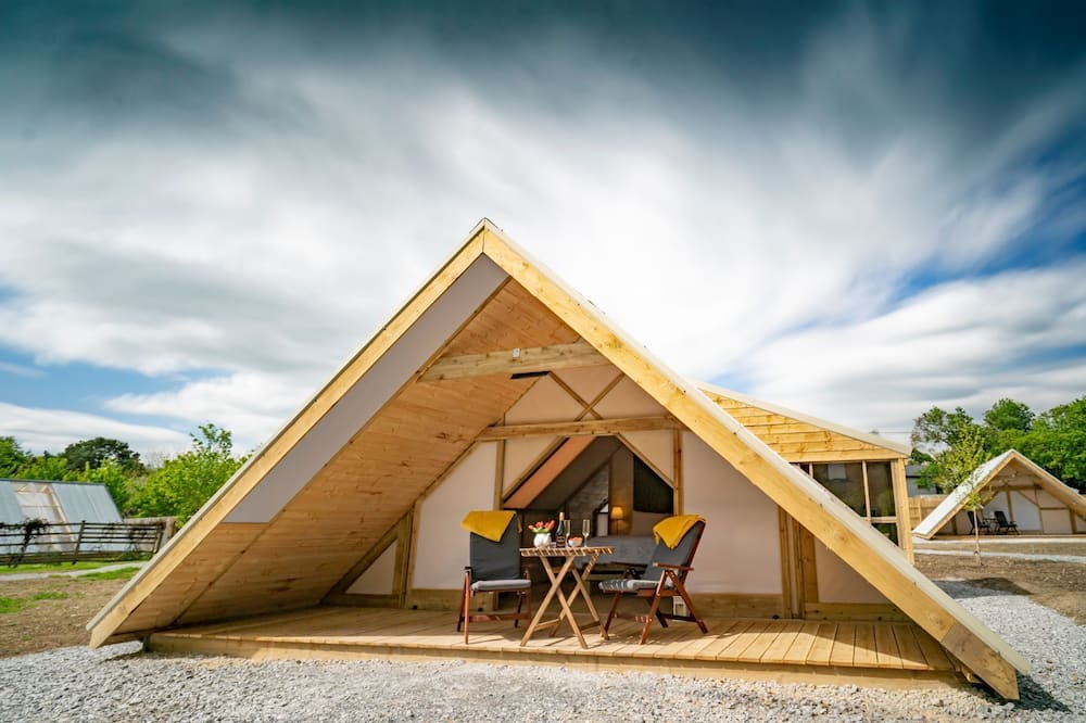 Luxury Lodge - Terassi/patio