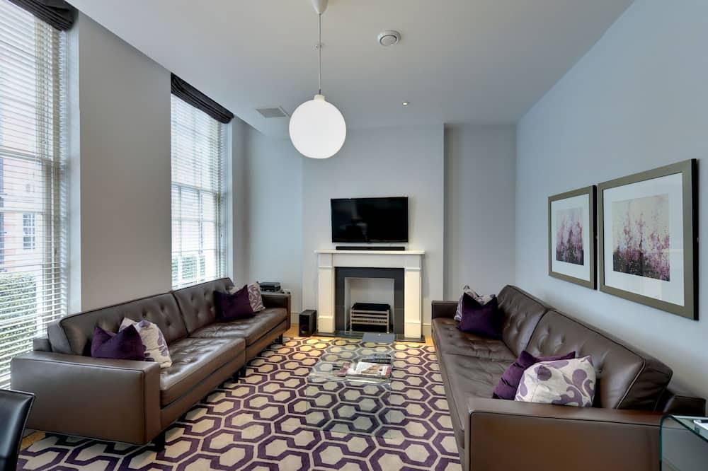 Premium Suite, 1 Bedroom, Terrace - Living Area