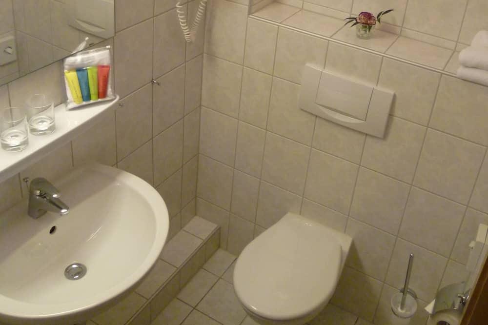 Habitación doble Confort, baño privado - Baño
