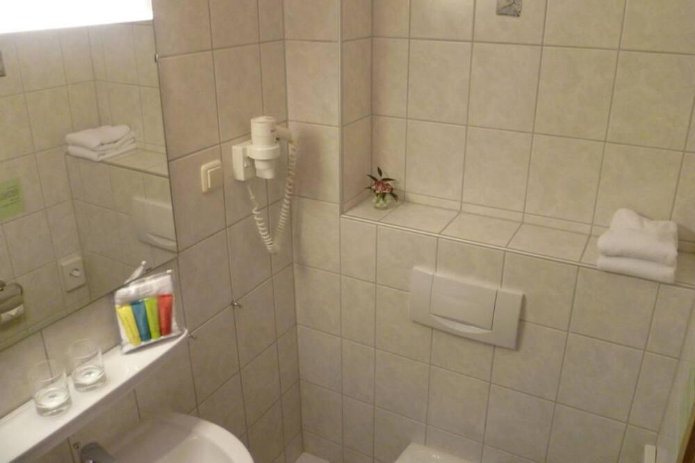 Habitación doble clásica, baño privado - Baño